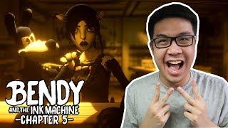 Kita Dapet Teman Baru! - Bendy and the Ink Machine (Indonesia) - Chapter 5 - Part 1