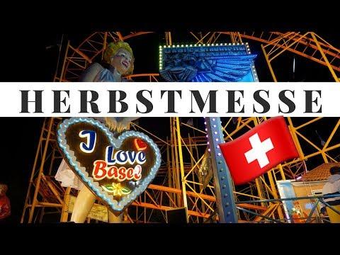 Basel Herbstmesse | SWISS VLOG #5