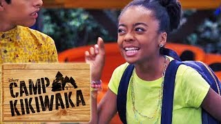 CAMP KIKIWAKA - Exklusiver Clip: Ankunft im Camp - im DISNEY CHANNEL