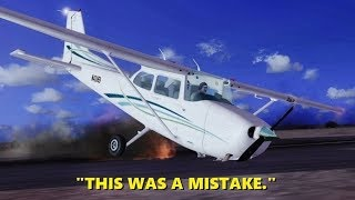 Trolling as a FLIGHT INSTRUCTOR in Flight Simulator X (Multiplayer)