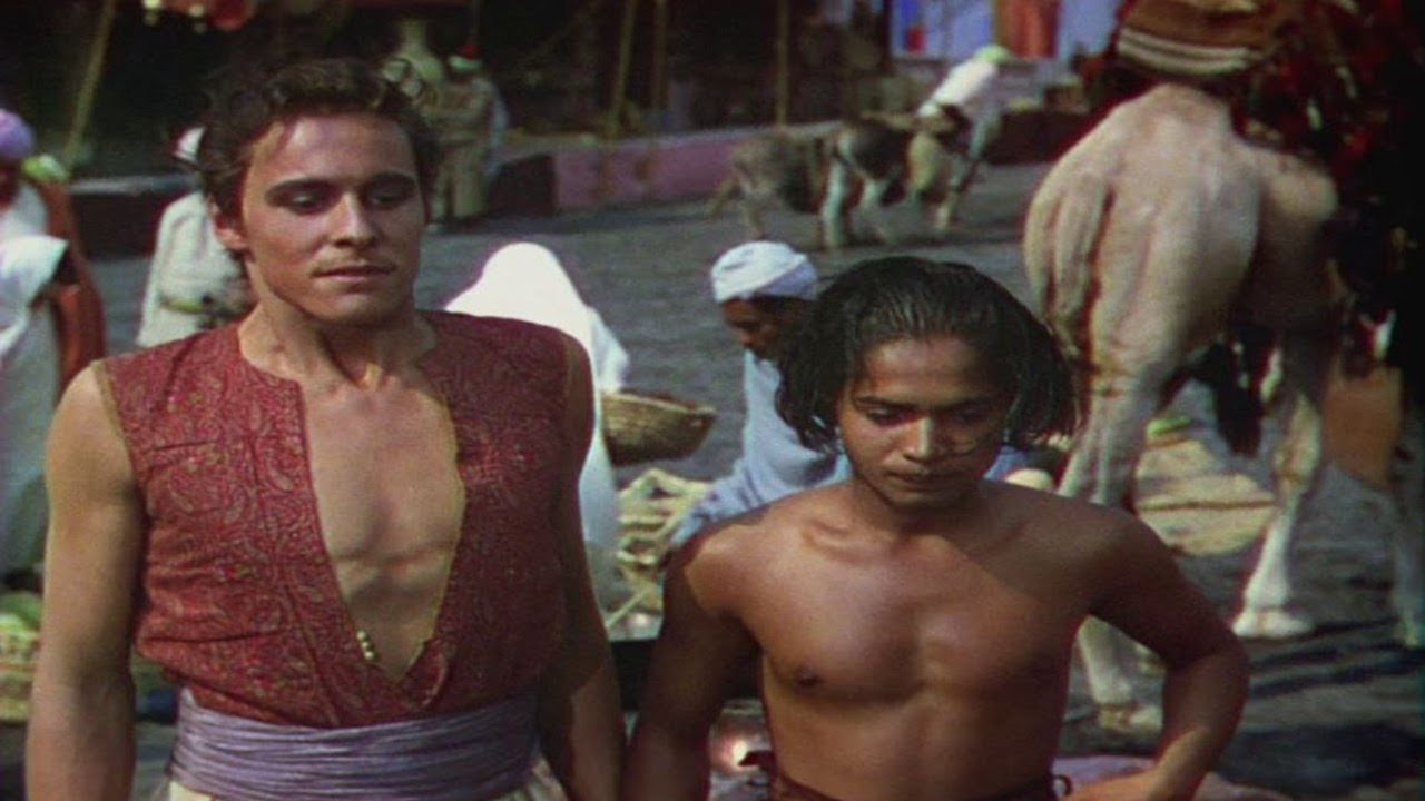 Download The Thief Of Bagdad 1940