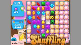 Candy Crush SODA SAGA level 69 basic strategy