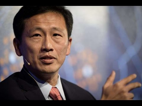 (FULL) 47th St. Gallen Symposium: Singapore's Ong Ye Kung