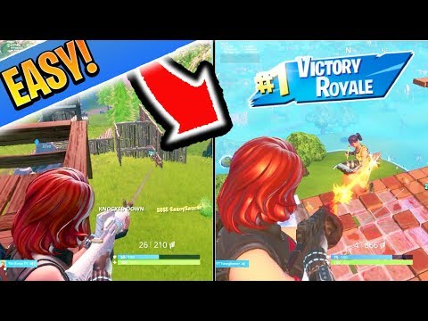 #1 Fortnite Tip to WIN more GAMES! Fortnite Ps4/Xbox Tips and Tricks! (Fortnite Battle Royale)