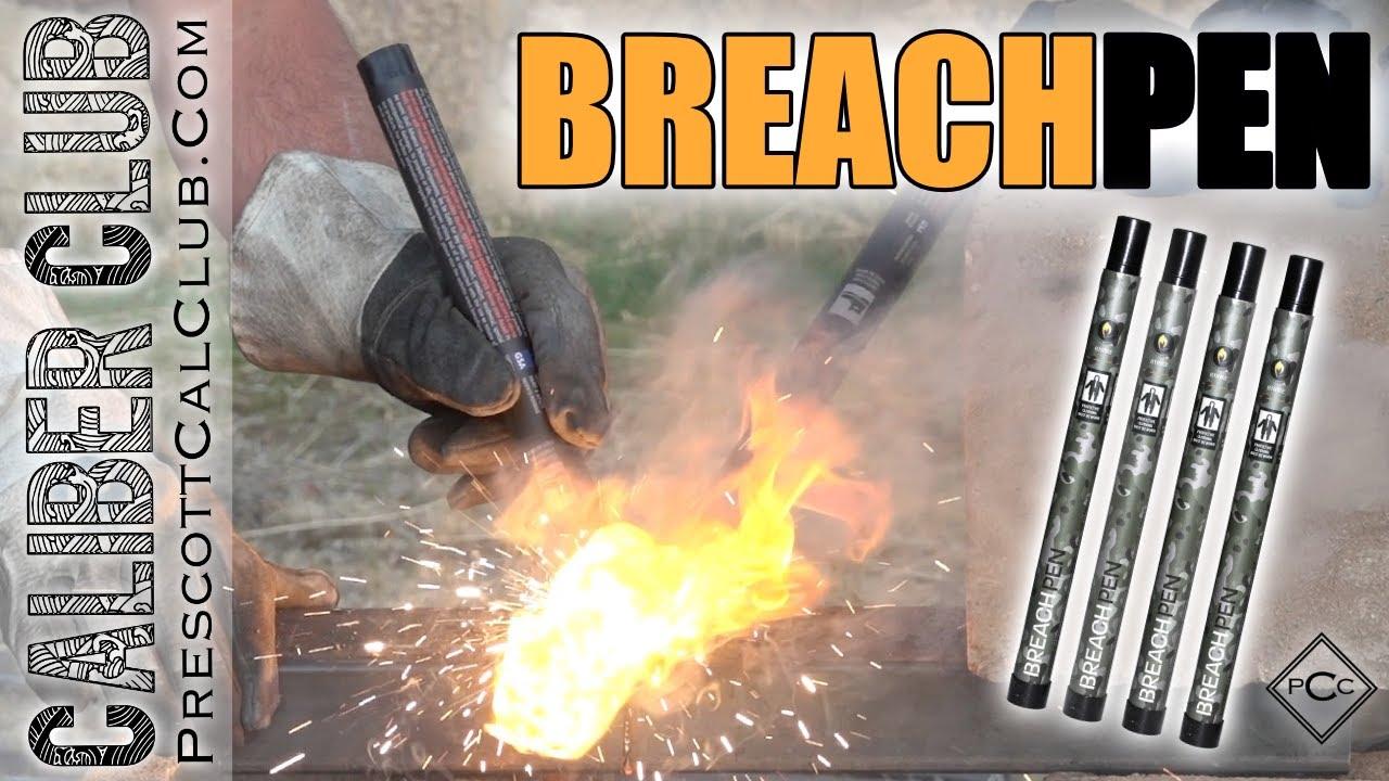Download BREACHPEN | SHTF BREACHING TOOL