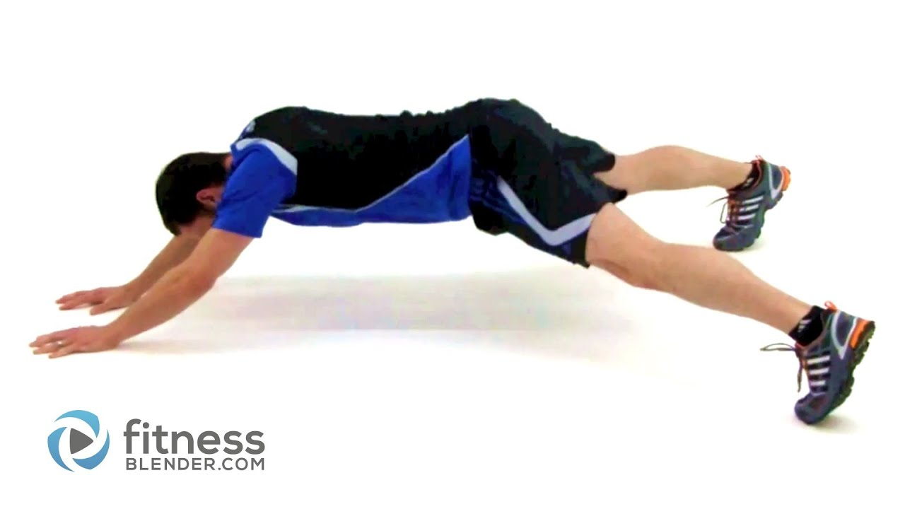 Image result for plank jack fitness blender