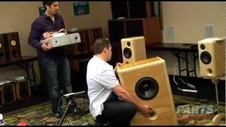 Speaker Design Competition | 2011 Midwest Audio Fest | Parts Express