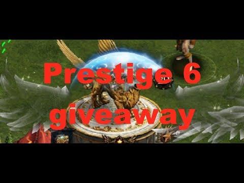 Clash Of Kings : Prestige 6 Giveaway - Pick The Winner LIVE