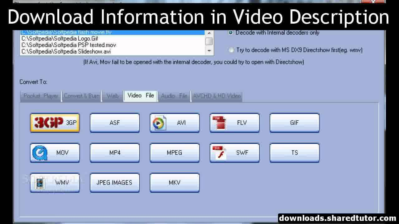 Total video converter v3 71 full final incl serials theway