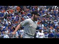 MLB17: The Show. (PS4 Pro) Season Mode (Mets). Game 124. Marlins @ Mets. Straily Vs. Gsellman