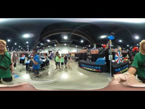 360 Tour with Papa at ComicCon (Las Vegas Convention Center)