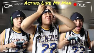 ACTING LIKE MY HUSBAND PRANK *HILARIOUS MUST WATCH*