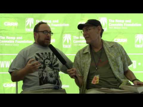 Ray Christl Interviews Chris Bennett - Cannabis In Religion