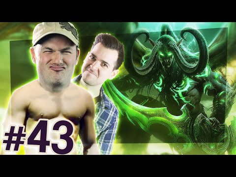World of Warcraft: Legion #43 - Farming Crack