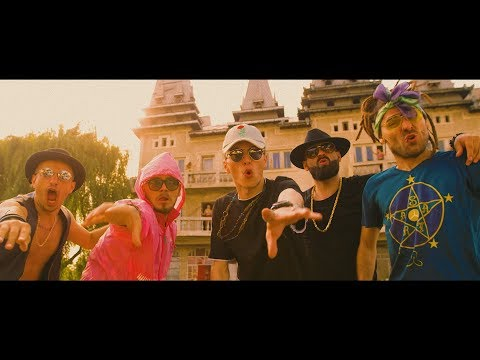 Satra B.E.N.Z. - Dubai feat. Jakoban (Official Video)