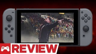 WWE 2K18 for Switch Review (Video Game Video Review)