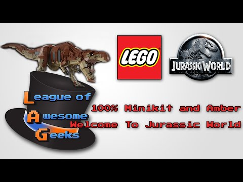 Welcome to Jurassic World - LEGO Jurassic World Wiki Guide - IGN
