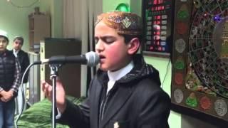 Ya Nabi Salam Alaika - BEAUTIFUL!! ISMAIL HUSSAIN