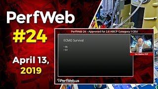PerfWeb 24 Extracorporeal Membrane Oxygenation (ECMO) and Patient Survival