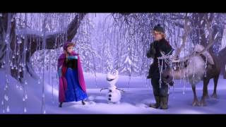 Frozen 2013 / Холодное Сердце трейлер #2 (но на английском)