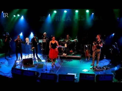 Salsaband - Cuba Vista - Germany -- live beim intern. Africa Festival