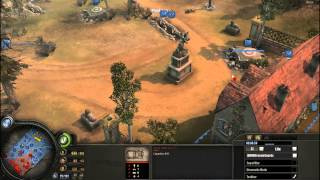 Company of Heroes  Online Gameplay HD 3vs3