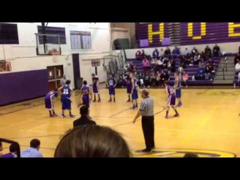 Andrew middle school basketball