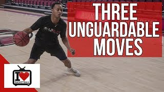 3 unguardable basketball moves that are easy to use