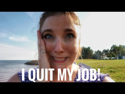how to quit my job and travel