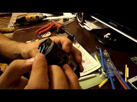 Ремонт мотора омывателя фар Suzuki Grand Vitara