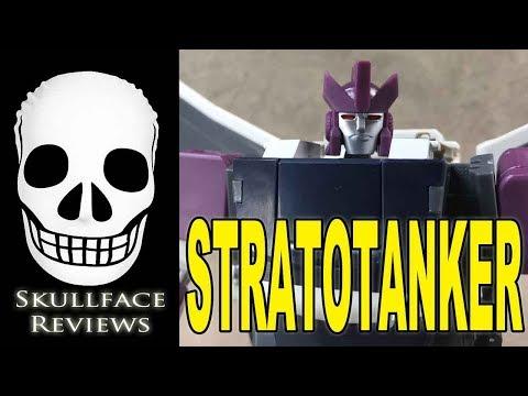 Transformers 3rd Party KFC Stratotanker (Octane)