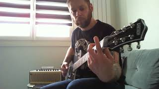 Demo Gretsch G5260 - Bringing back from the Sun By EtieN9
