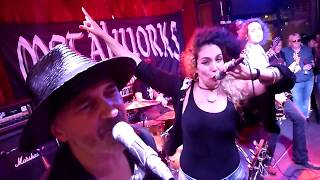 Metalworks 'Keep On Rockin' In Free World' 19.8.18 clip/cover