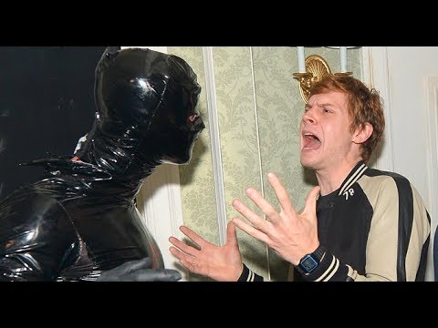American Horror Story. Evan Peters Funny Moments Compilation 2017
