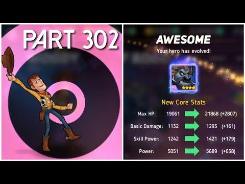 Disney Heroes Battle Mod WOODY PROMOTION/BOGO EVOLVE PART 302