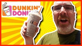 Dunkin Donuts OREO® Frozen Coffee Coolatta® from New York City Trip