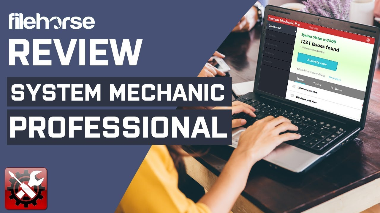 System Mechanic System Mechanic Professional Review Fixes Errors Crashes And Freezes 2019