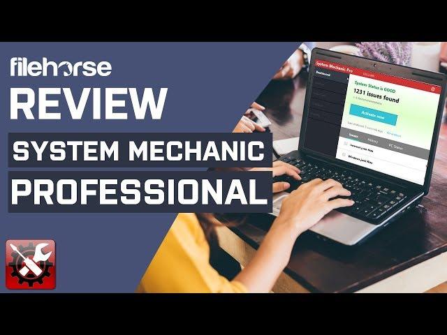 System mechanic free 18. 5. 1 download for windows / filehorse. Com.