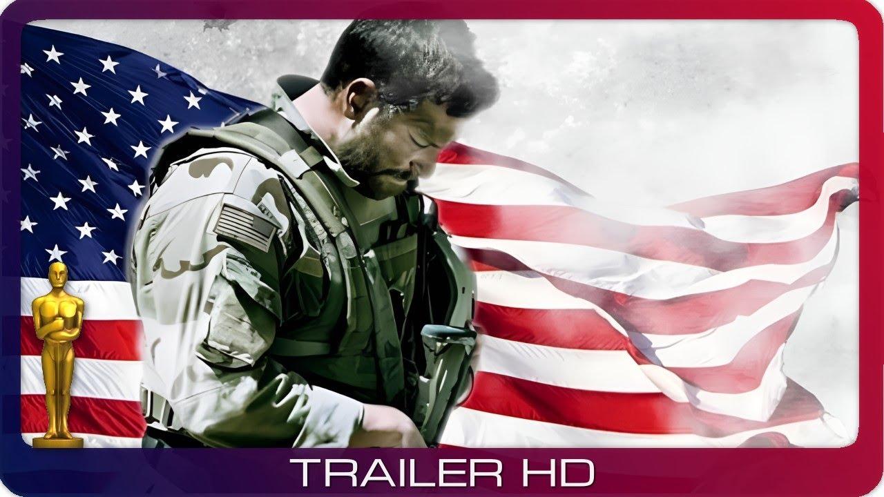 American Sniper ≣ 2014 ≣ Trailer ≣ German