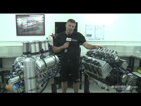 Crimsafe Talking Tech - V8 Supercar vs V8 Sprintcar engine