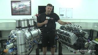 Crimsafe Talking Tech - V8 Supercar Vs V8 Sprintcar Engine