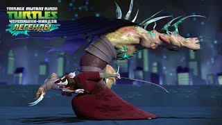 Черепашки-Ниндзя: Легенды - КЛАССИЧЕСКАЯ БОЙНЯ (TMNT Legends UPDATE X)