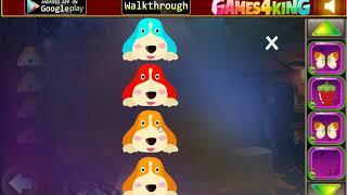 G4K Tranquil Dog Escape Game Walkthrough