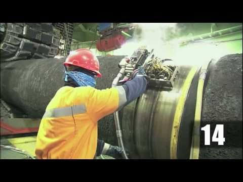 Nord Stream in 150 sec