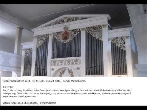 Fuldaer Gesangbuch 1778 (Nr. 59) - Gott in der Höh sei Ehre! from YouTube · Duration:  58 seconds