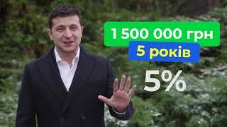 Володимир Зеленський анонсував запуск програми «Повертайся і залишайся»