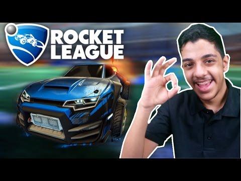طقطقه روكيت ليق مع سعيد..!! قيم حماااااسي و ضحححك..!!! Rocket League I