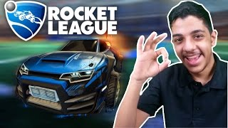 طقطقه روكيت ليق مع سعيد..!! قيم حماااااسي و ضحححك..!!! Rocket League I