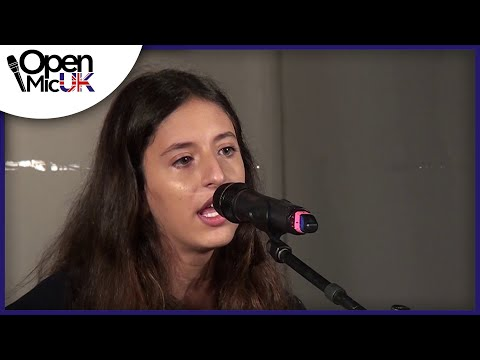 STICKS AND BONES – ORIGINAL performed by ALANI at Open Mic UK music competition