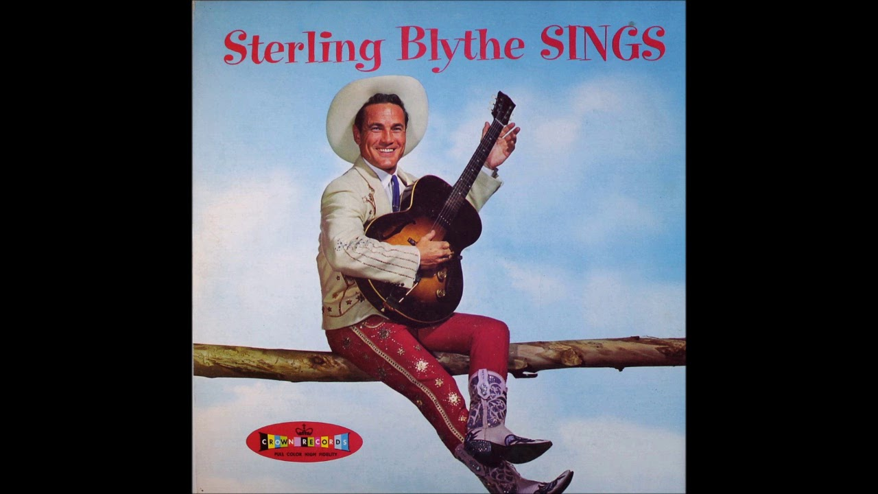 Sterling Blythe - You Picked Up a Stranger